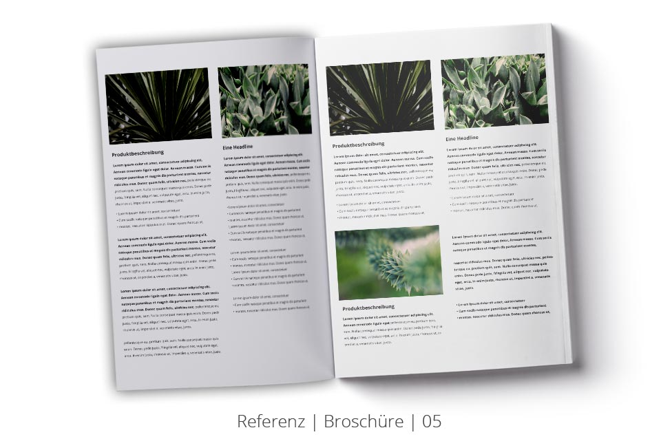 Referenz brosch re design katalog graficonshop for Katalog designer