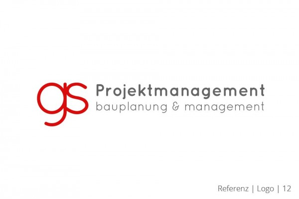 Referenz Logodesign Architekten & Management klassisch